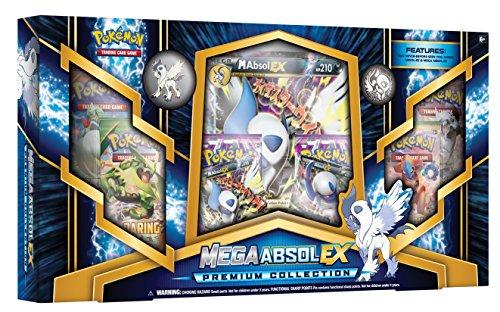 Pokémon TCG: Coffret ANGLAIS Mega Absol EX Premium Collection