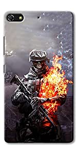 Gionee Elife S7 Back Cover/Designer Back Cover For Gionee Elife S7