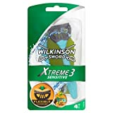 Wilkinson Sword Xtreme 3 Sensitive Einwegrasierer