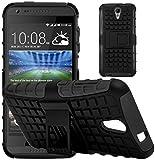 GizzmoHeaven HTC Desire 620 / 620G Hülle Stoßfest Handy