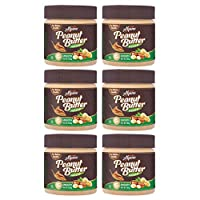 Alpino Natural Peanut Butter Smooth 1.5kg (250g Pack of 2)