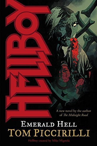 Hellboy: Emerald Hell by Mignola, Mike (2008) Paperback