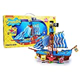 Simba Spongebob Pirate Boat Playset