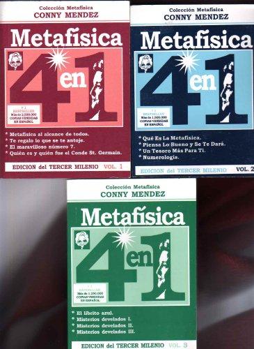 Metafísica 4 En 1 Vol 1