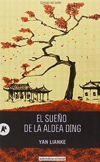 El sueño de la aldea Ding par Yan Lianke