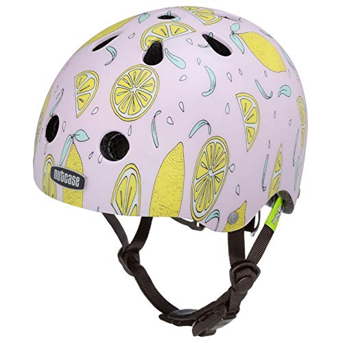 Nutcase Unisex Baby Nutty Helm, Mehrfarbig, XX-Small