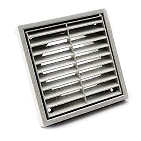 Manrose 1151w 100 mm 4-inch Fixed Wall Grille -