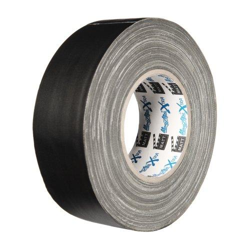 MagTape Xtra Gloss Gaffertape (glänzend) Schwarz