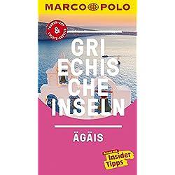 MARCO POLO Reiseführer Griechische Inseln, Ägais: Reisen mit Insider-Tipps. Inklusive kostenloser Touren-App & Update-Service Autovermietung Griechische Inseln