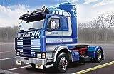 Italeri 3910 - 1: 24 Scania Topline 4 x 2, 143 M, vehículos