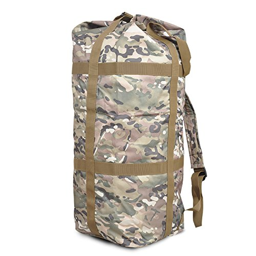 90 L Mountaineering bag Schulter Taschen Outdoor Rucksack Wanderrucksack Outdoor Zubehör Rucksack 80 * 31 * 31 cm, jungle Camouflage 90 L Desert Camouflage 90 L
