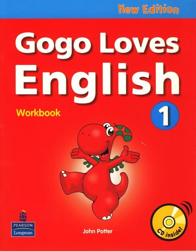 Gogo Loves English WB and CD 1: Workbook 1