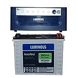 Luminous Eco Watt 850 Home UPS With ILTT 18048N Battery