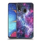 Ufficiale Anis Illustration Galassia Designs Assortiti Cover Dura per Parte Posteriore Compatibile con Samsung Galaxy A20e (2019)