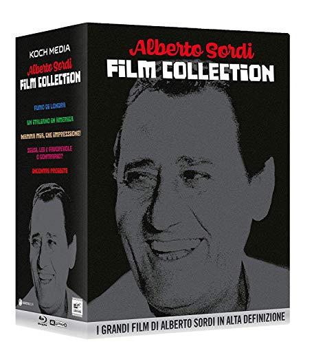 Alberto Sordi- Film Collection (Bd+4K) (Box Set) (10 Blu Ray)