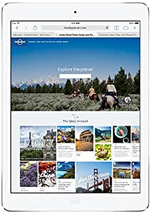 Apple iPad Air Tablet (9.7 inch, 32GB, Wi-Fi), Silver
