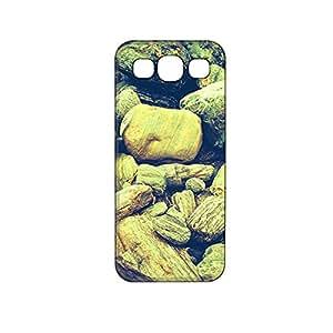 Vibhar printed case back cover for Samsung On5 Rocking