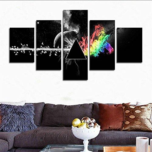 H.COZY5 Parti tela stampata di Pink Floyd