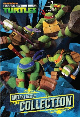 Mutant Origins: Collection (Teenage Mutant Ninja Turtles ...