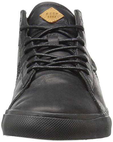 Reef Schuhe - Sneaker Ridge Mid Lux - Black Schwarz