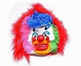 Ascension® Fancy Joker clown face mas...