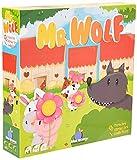 Blue Orange MRWOLF - Juego de Mesa para niños
