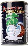 [ 400ml ] SAVOY Kokoscreme Kokosnusscreme Kokos Creme / Coconut Cream