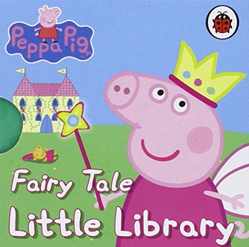 Image of Peppa Pig: Fairy Tale Little Library