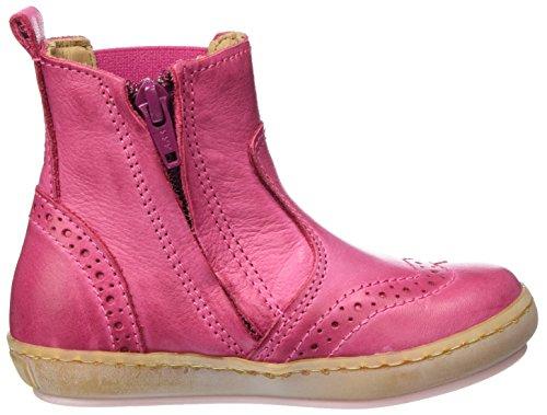 Bisgaard Stiefel, Bottes courtes Chelsea fille Pink (4001 Pink)