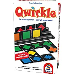 Juego de estrategia y lógica Schmidt Spiele 51410–Qwirkle