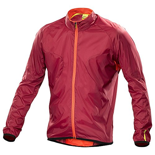MAVIC   AKSIUM JACKET  COLOR ROJO  TALLA XL