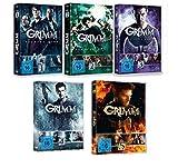 Grimm - Staffel 1-5 im Set - Deutsche Originalware [29 DVDs]