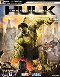 The Incredible Hulk Official Strategy Guide (Brady Games Official Strategy Guides) by BradyGames (2008-06-02)