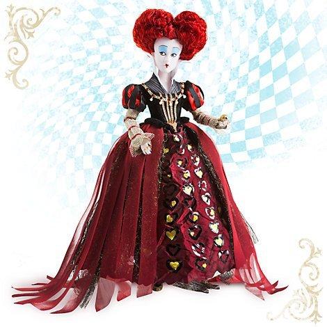 Alice im Wunderland: Hinter den Spiegeln - Die Rote Königin Puppe (Königin Wunderland Aus Alice Im)