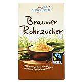Südzucker Brauner Rohrzucker, 500 g