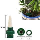 ETbotu 4Keramik Automatische wasserinfiltrationen Werkzeug Drip Bewässerungssystem Garten-Zubehör für Pflanzen Bewässerung und Dekoration