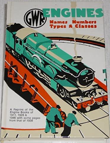 GWR ENGINES: NAMES, NUMBERS, TYPES AND CLASSES.