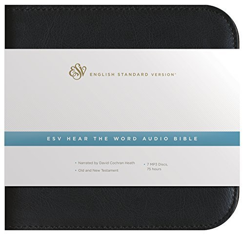 ESV Hear the Word Audio Bible (MP3 CD) by ESV Bibles by Crossway - Mp3 Esv