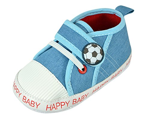 Instabuyz Sandals For Baby Boys | Girls | Kids | Children | Made Of Soft Cotton Fabric Material | Light Weight Comfortable Wearable For Infants | Designer Trendy Printed Fashionable Stylish | Perfect For Occasions Like Birthdays Parties Festivals | All Weather Sandels Shoes Booties For Babies | Age Group 6-18 Months