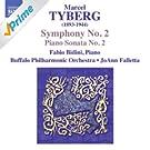 Tyberg: Symphony No. 2 - Piano Sonata No. 2