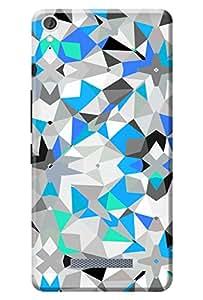 Mircomax Canvas Juice 3 + Q394 Back Case Kanvas Cases Premium Quality Designer 3D Printed Lightweight Slim Matte Finish Hard Cover for Mircomax Canvas Juice 3 + Q405