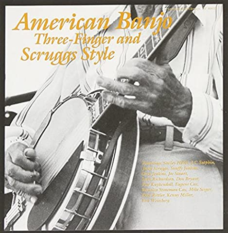 Three Finger & Scruggs Style [Import allemand]