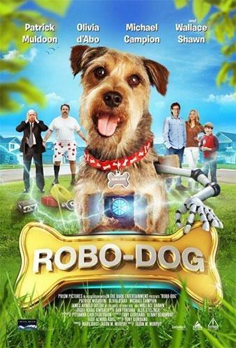 Robo-Dog [DVD]