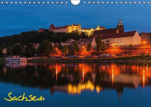 Sachsen (Wandkalender 2016 DIN A4 quer): Der Fotograf Gunter Kirsch zeigt einige der schönsten Orte im Freistaat Sachsen. (Monatskalender, 14 Seiten) (CALVENDO Orte)