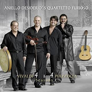 Vivaldi 4 & 4 Piazzolla Seasons