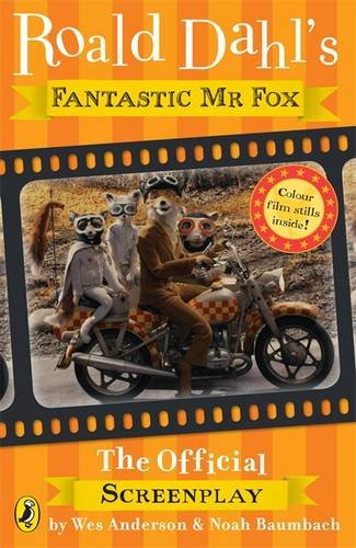 Fantastic Mr Fox : the official screenplay
