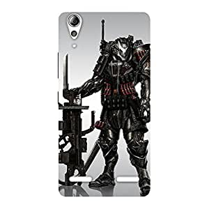 Weapon Sam X Back Case Cover for Lenovo A6000 Plus