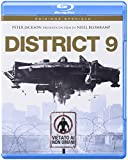 District 9 [Blu-ray] [Import italien]