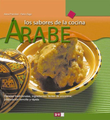 Los sabores de la cocina árabe por Anna Prandoni