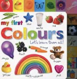 Best Books For A 2 Year Olds - My First Colours Let's Learn Them All Review